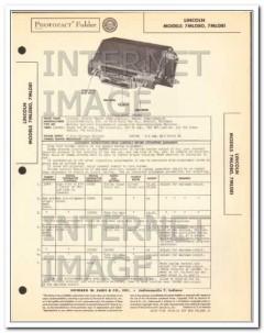 lincoln models 7ml080 7ml081 7 tube am car radio sams photofact manual