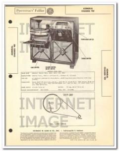 admiral models 9e15 9e16 9e17 am radio phono sams photofact manual