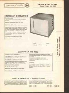 airline model 45xgaa-9xxa 3-speed record changer sams photofact manual