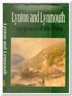 lynton and lynmouth john travis history photographs signed book