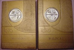 phillis wheatley high school houston texas tx 1970 yearbook