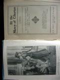 at the mercy of tiberius augusta evans wilson vintage 1887 book