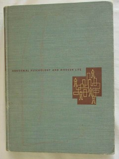 abnormal psychology and modern life james coleman vintage book
