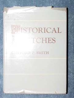 historical sketches clifford smith christian science vintage book