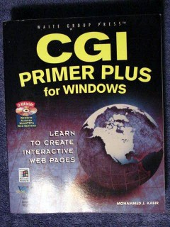 cgi primer plus for windows create interactive web pages book