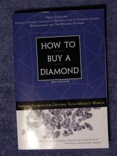 how to buy a diamond insider secrets fred cuellar jewelry book