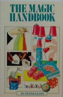 magic handbook peter eldin card tricks step-by-step book