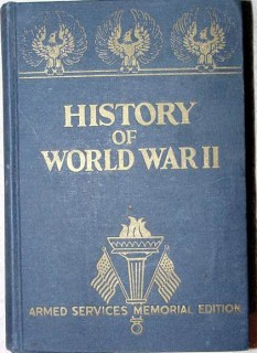 history of wwii armed forces memorial edition treverlyan miller book