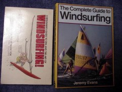 complete guide to windsurfing jeremy evans frank fox 2 books