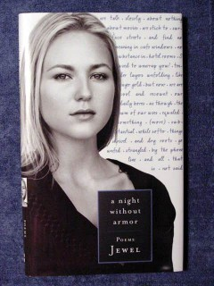 a night without armor poems by jewel kilcher book