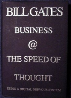 business at the speed of thought digital nervous bill gates book