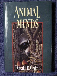 animal minds donald griffin think thought behavior mystery book