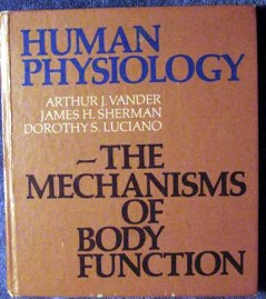 human physiology arthur vander james sherman dorothy luciano book