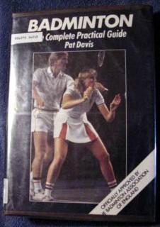 badminton guide pat davis book