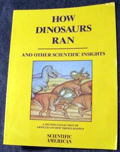 how dinosaurs ran and other scientific insights medical book