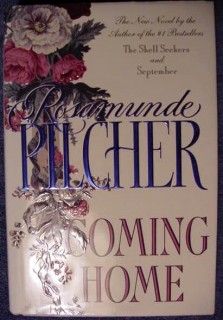 coming home rosamunde pilcher romance 1st edition book