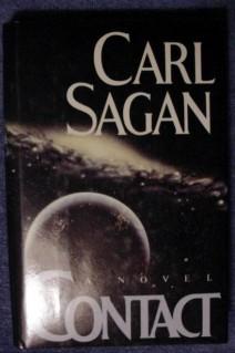 contact carl sagan novel book