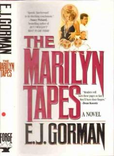 marilyn tapes 1995 1st edition ej gorman novel book