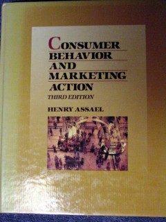 consumer behavior and marketing action henry assael book