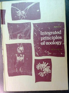 integrated principles of zoology cleveland hickman animal book
