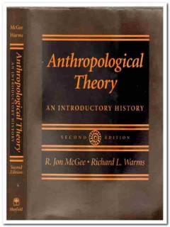 anthropological theory introductory history mcgee warms book