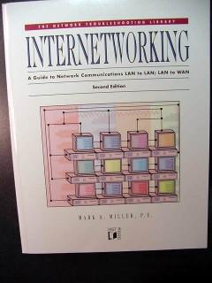 internetworking lan to lan lan to wan network mark miller book