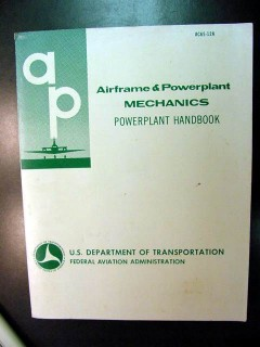 airframe and powerplant mechanics faa two 2 handbooks