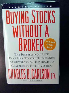 buying stocks without a broker charles carlson investing book
