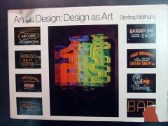 art as design design as art sterling mcilhany book