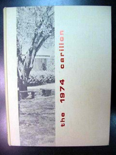 bellaire high school houston texas tx 1974 carillon yearbook