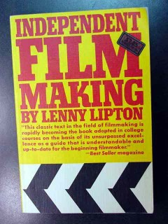 independent film making lenny lipton camera shooting movie book
