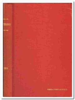 pierce and pierce architects interiors vintage design book