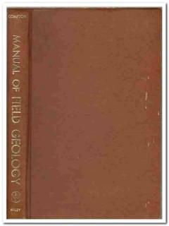 manual of field geology robert compton vintage book