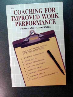 coaching for improved work performance ferdinand fournies book
