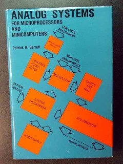 analog systems for microprocessors patrick garrett computer book