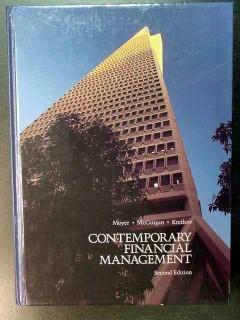 contemporary financial management moyer mcguigan kretlow book