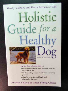 holistic guide for a healthy dog wendy volhard kerry brown book