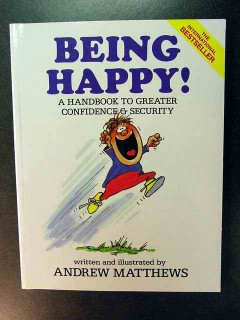 being happy greater confidence security andrew matthews handbook