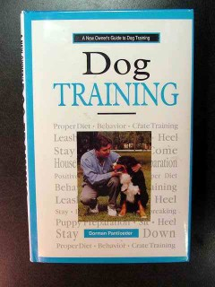 dog training dorman pantfoeder new owners guide book