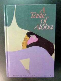 a taste of aloha hawaiian recipe cookbook