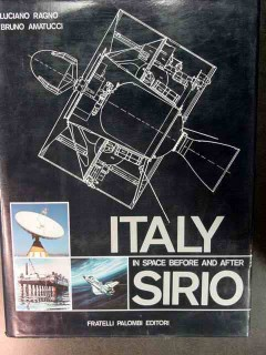 italy in space before after sirio luciano ragno bruno amatucci book