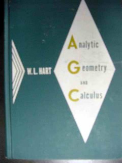 analytic geometry and calculus william hart book