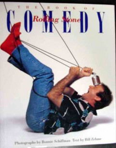 book of rolling stone comedy robin williams billy crystal