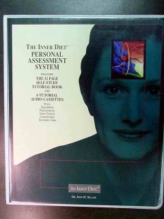 inner diet personal assessment john sklare 6 audio tapes and book