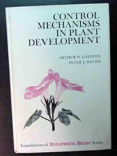 control mechanisms plant development arthur galston peter davies book