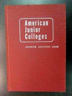 american junior colleges jesse bogue vintage book