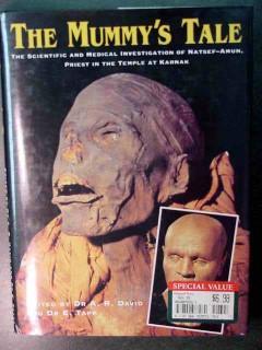 the mummys tale scientific medical investigation of natsef-amun book