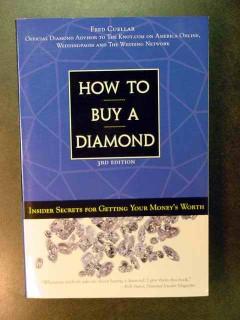how to buy a diamond insider secrets by fred cuellar book