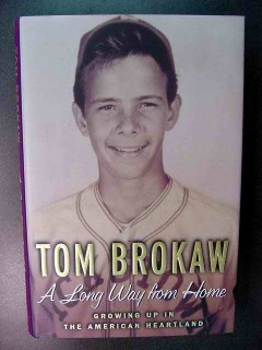 a long way from home grow up american heartland tom brokaw book
