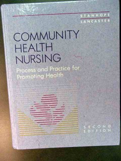 community health nursing by stanhope and lancaster book